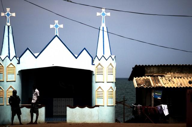 Тут живут христиане