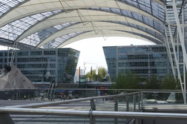 Внутренняя площадь аэропорта