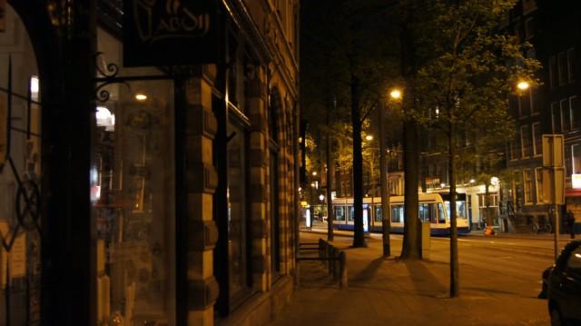 наш ночной трамвай