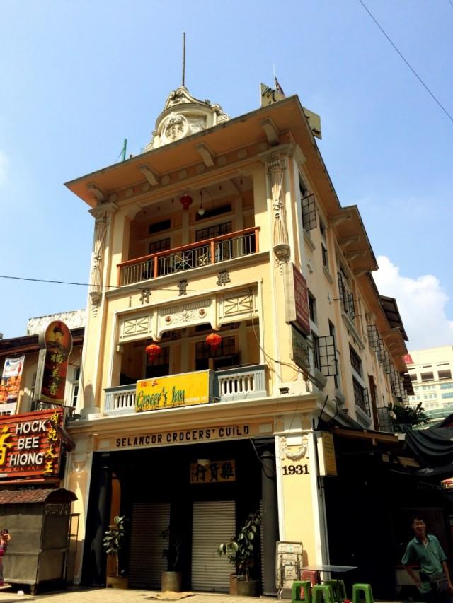 Гестхаус Grocer's Inn (Jalan Sultan 78)