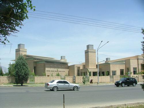 Центр исмаилитов