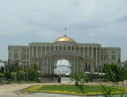 Дворец нации