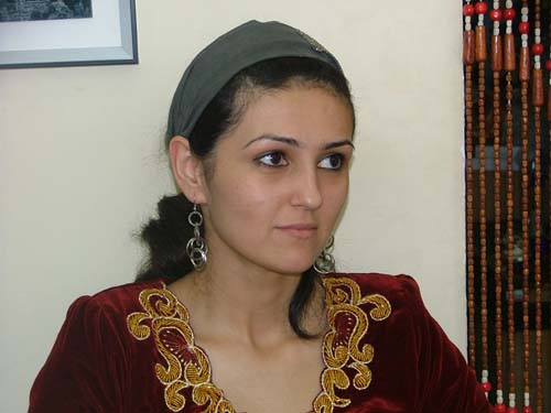Женщины знакомства таджикские