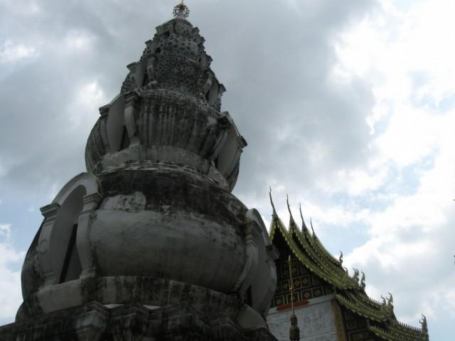 Арбузная пагода.