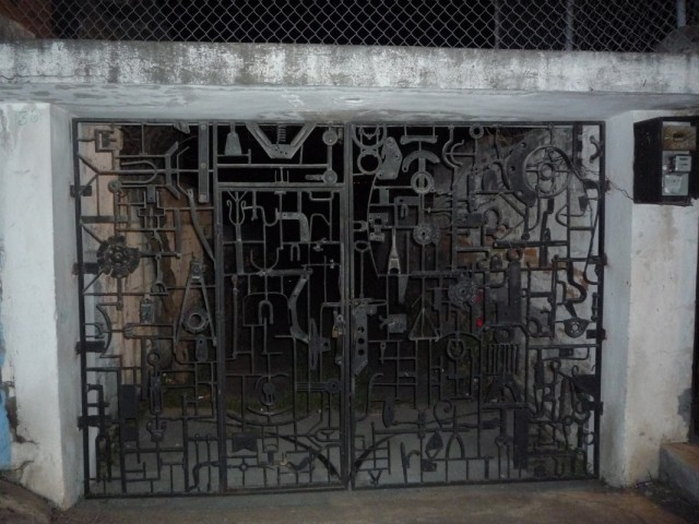почти Кито, пригород Кумбая