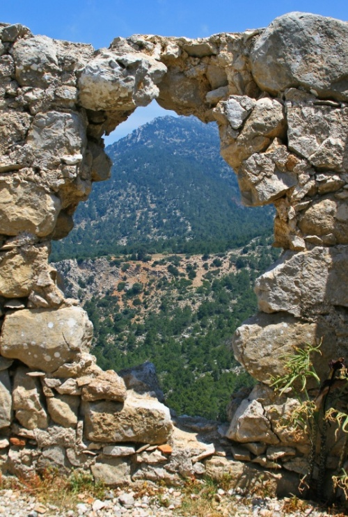 Греческий портал