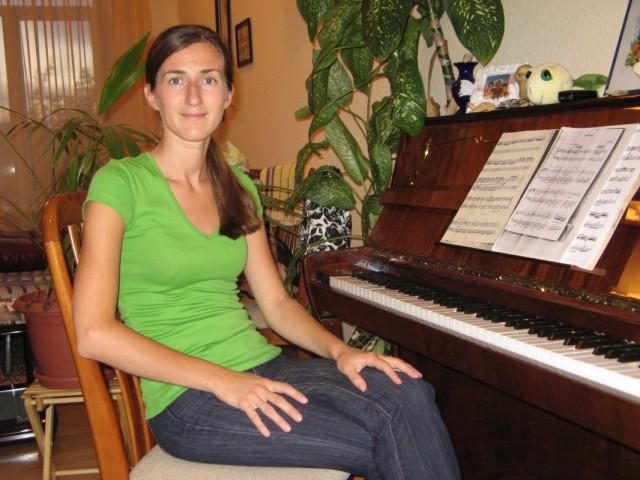 Привет пианино! Не прошло и 7 лет!!!