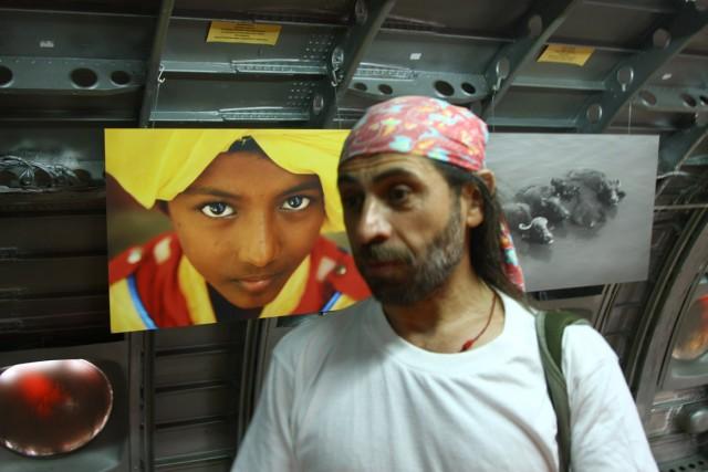 художник Сурен Айвазян. (фото Планетян)