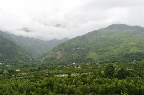 Дорога к Солангу