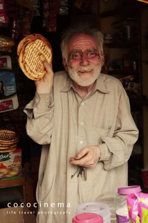 Старики и Хлеб. )