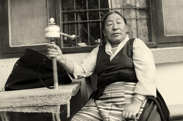 для Anastasiia Symukha. Tibetan cafe. Manali. Tibetan colony.