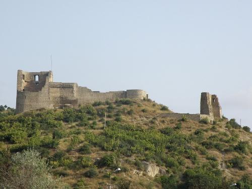 Крепость Мцхеты
