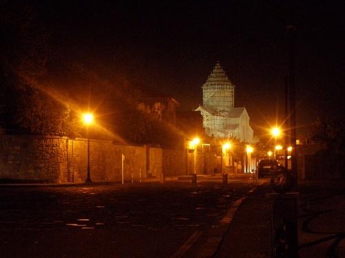 Мцхета ночью