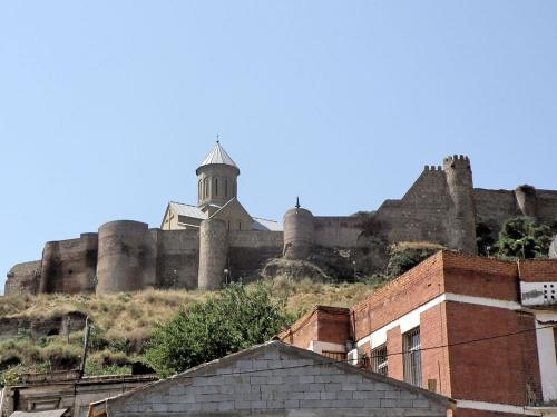 Нарикала со стороны старого города