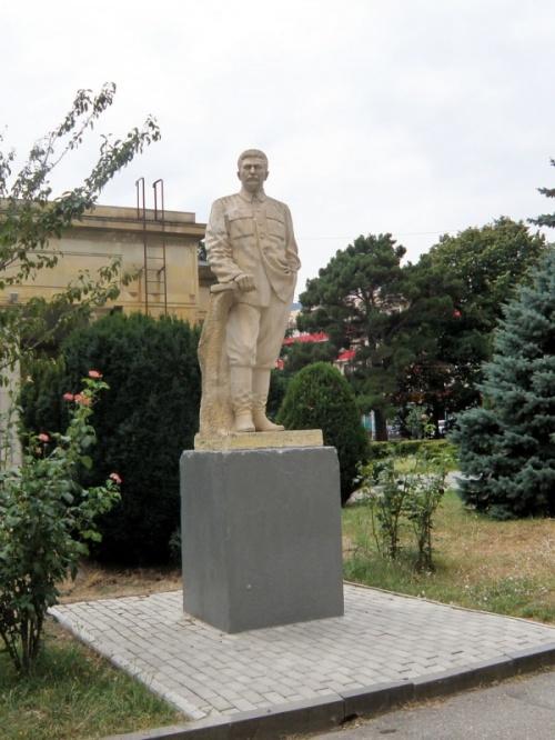 Но есть еще Сталин в Гори