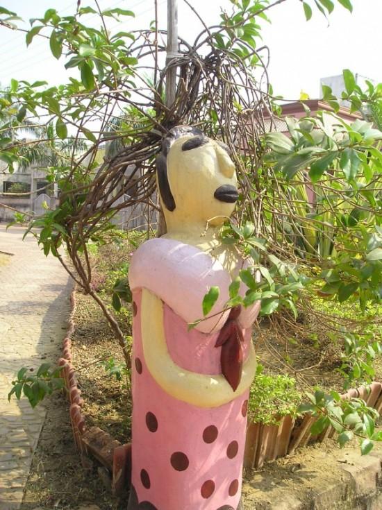 Биласпурская модница