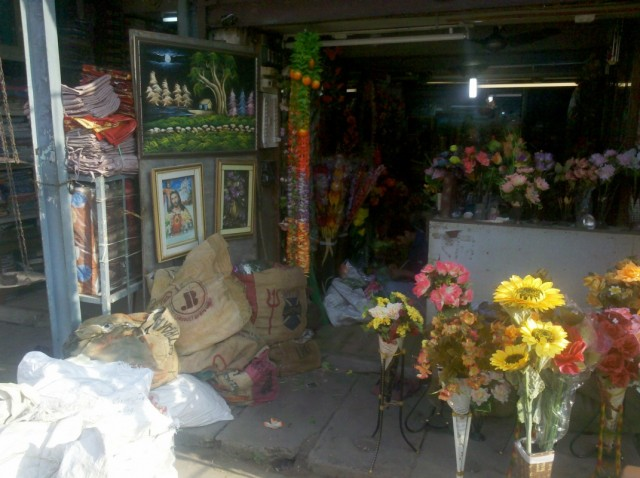 Пластиковые цветы и другие явления искусства