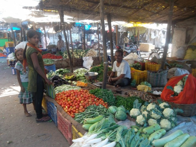 Овощные ряды 2