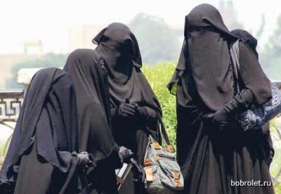 одежда верующих мусульманок в исламских странах