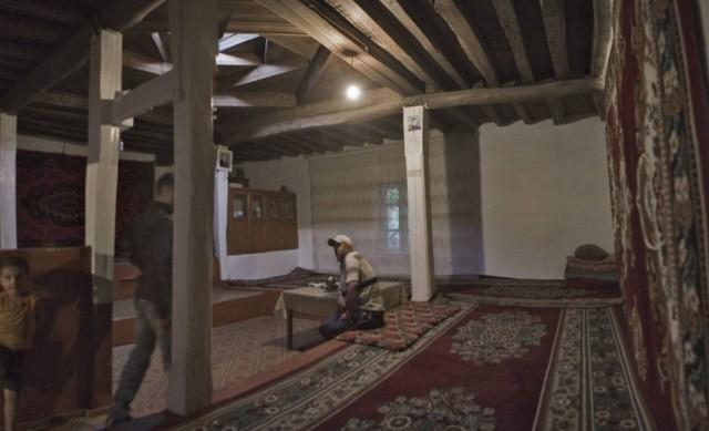 традиционный дом (вахан)