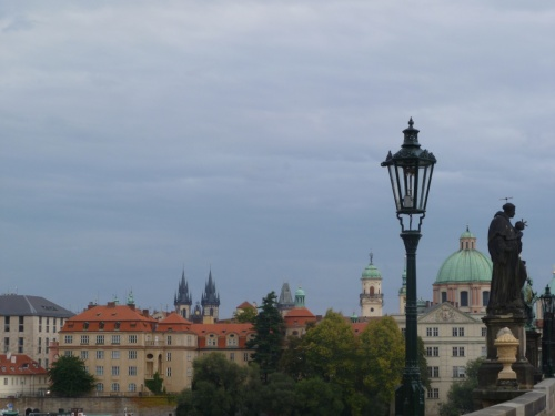 Good morning,Prague!
