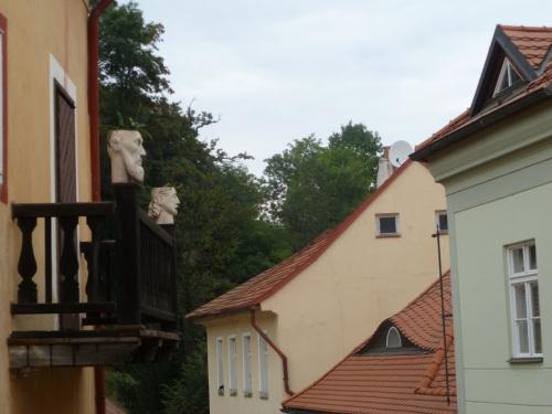 Балкон гения