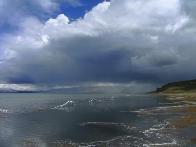 озеро Манасаровар.