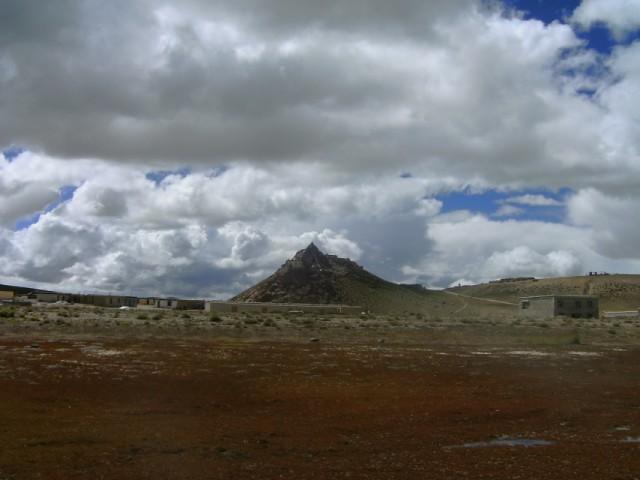 Монастырь Чиу (Маленкая птичка). Отсюда в радужном теле ушел  Гуру Ринпоче