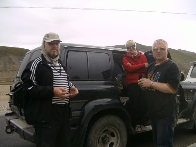 Экипаж машины боевой. :0)
