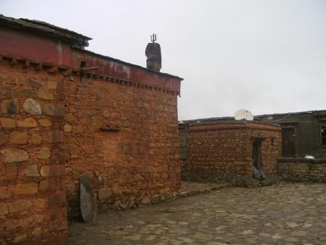 Монастырь Жадун. Школа Ньигма