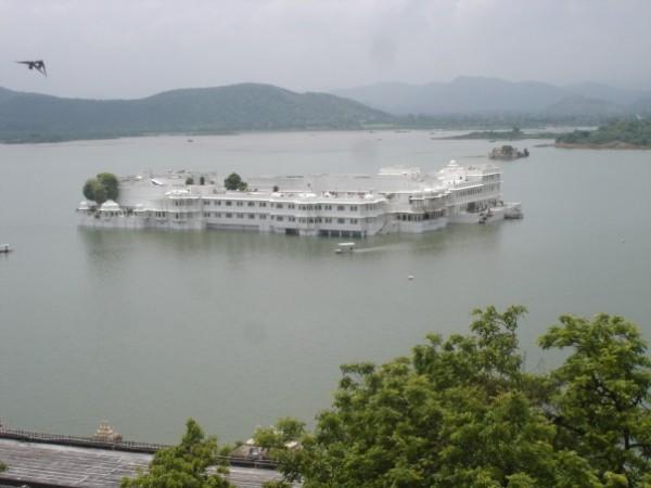 Jagniwas Island, Удайпур