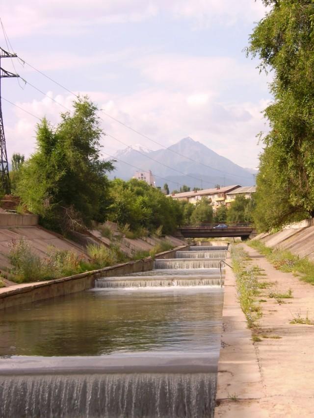 теренкур по речке Весновке (Есентай)
