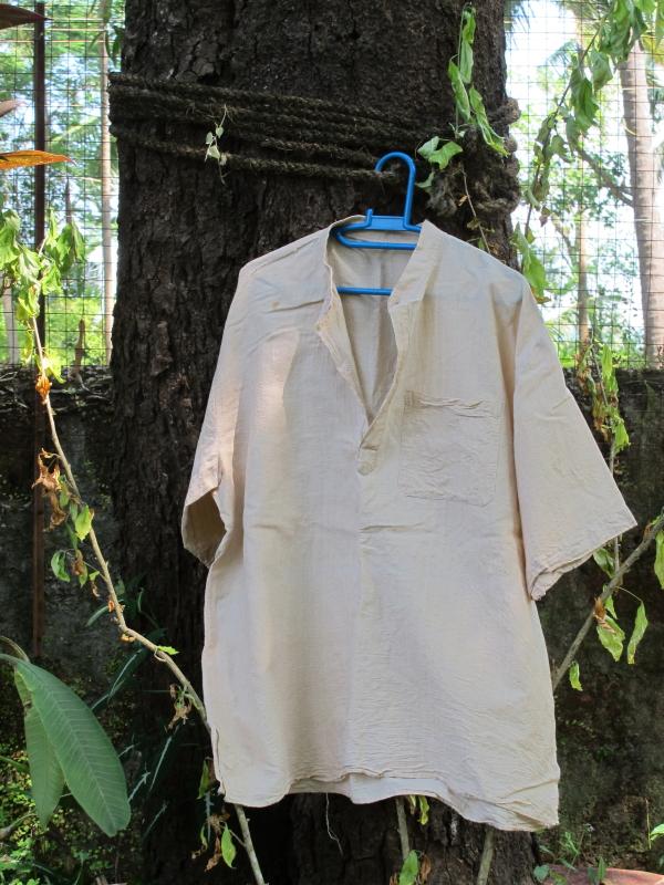 Рубашка khadi