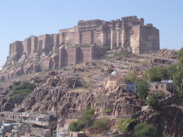 Форт Джодпура