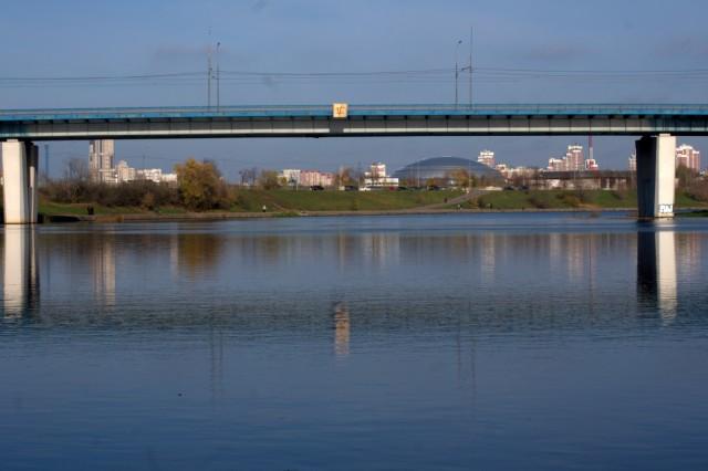 Вот он, мост Крылатский