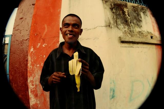 итинг банан