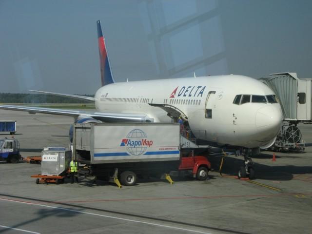мой самолет