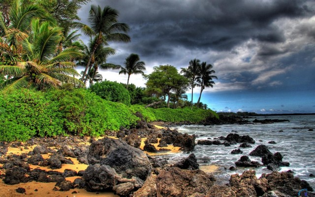 о.Мауи.Калифорния