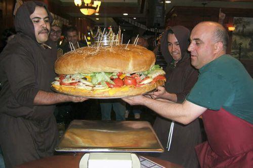 национальный пирог в Америке