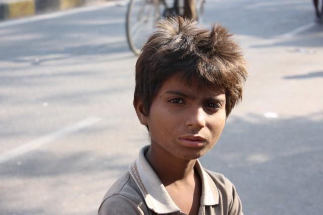 Мальчик из Джайпура