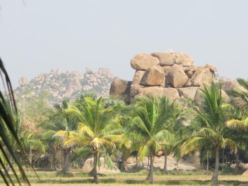 Bезде - камни