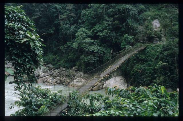 мост через Арун