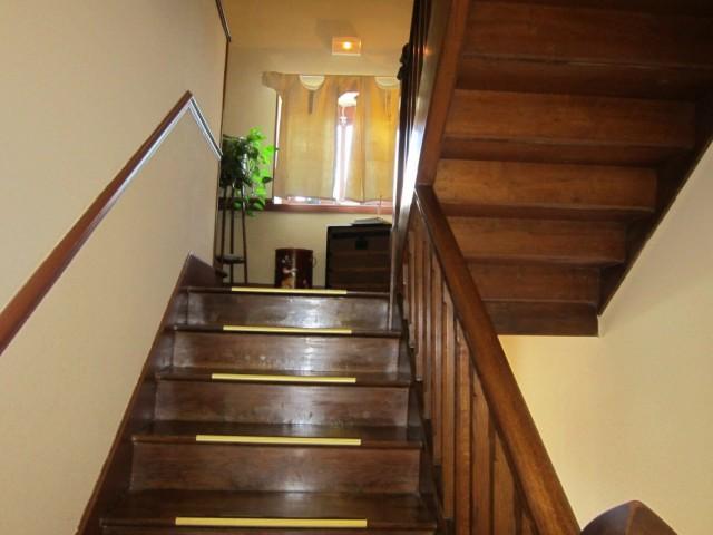 Гостинничная лестница