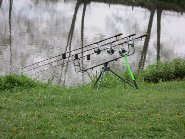 Серьезный подход к рыбалке