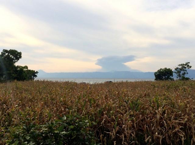 Извержение Синабунга