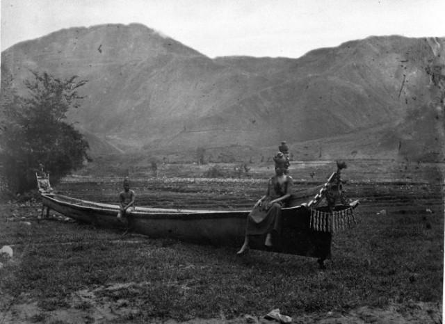 Традиционная лодка