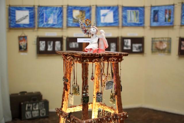 """Выставка """"Дорога к сердцу"""" в Сарапуле. Фото: Евгений Караванов"""