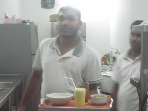 Шеф-повар и его поварёнок