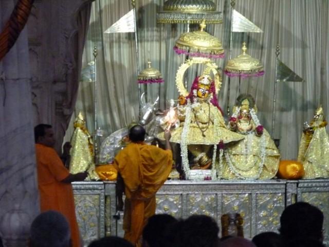 Шри Говиндаджи в Джайпуре