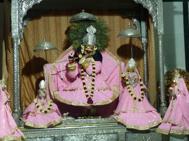 Шри Шри Радха-Гопинатха в Джайпуре